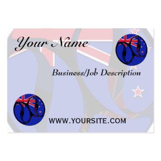 Nueva Zelanda 1 Tarjetas Personales
