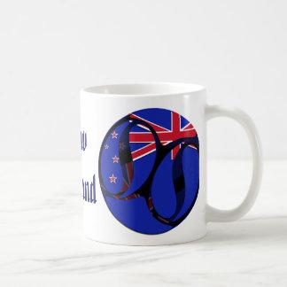Nueva Zelanda #1 Tazas De Café