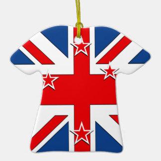 Nueva Zelanda 2 Ornamentos De Reyes Magos