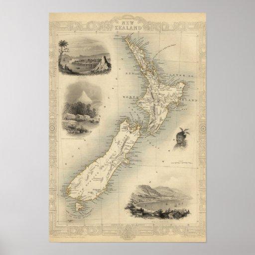 Nueva Zelanda 3 Poster