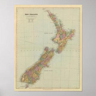 Nueva Zelanda 3 Póster