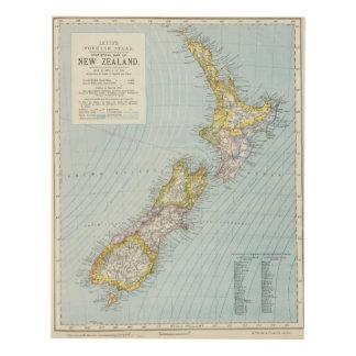 Nueva Zelanda 4 Cuadro