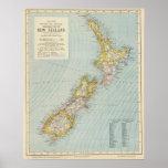 Nueva Zelanda 4 Póster