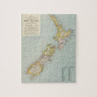 Nueva Zelanda 4 Rompecabezas