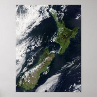 Nueva Zelanda 5 Póster