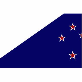 Nueva Zelanda (alternativa), Nueva Zelanda Esculturas Fotográficas