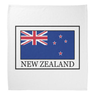 Nueva Zelanda Bandana
