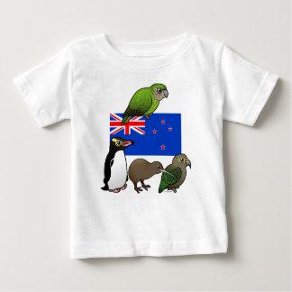 Nueva Zelanda Birdorables Playeras