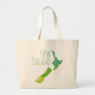 Nueva Zelanda Bolsa Tela Grande