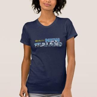 Nueva Zelanda Camiseta