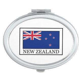 Nueva Zelanda Espejos De Viaje