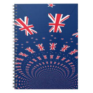 Nueva Zelanda flag.png Libros De Apuntes