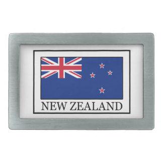 Nueva Zelanda Hebilla De Cinturon Rectangular