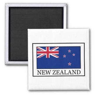 Nueva Zelanda Imán Cuadrado