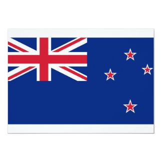 """Nueva Zelanda Invitación 5"""" X 7"""""""