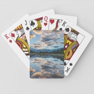 Nueva Zelanda, isla del sur, nacional de Westland Cartas De Póquer