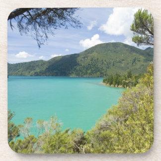 Nueva Zelanda, isla del sur, sonidos de Marlboroug Posavaso