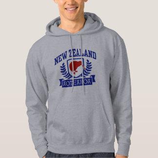 Nueva Zelanda Jersey Encapuchado