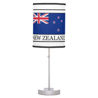 Nueva Zelanda Lámpara De Mesa