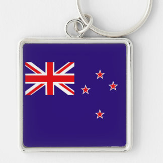 Nueva Zelanda Llavero Personalizado