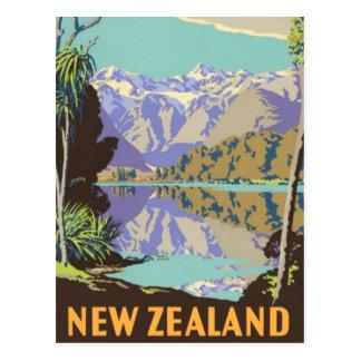 Nueva Zelanda Mountian Postal