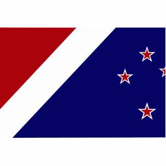Nueva Zelanda, Nueva Zelanda Esculturas Fotográficas