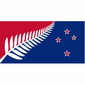 Nueva Zelanda, Nueva Zelanda Escultura Fotográfica