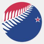 Nueva Zelanda, Nueva Zelanda Pegatina