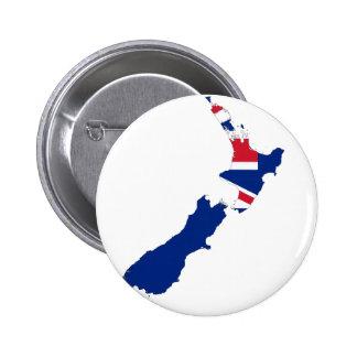 Nueva Zelanda NZ Pin