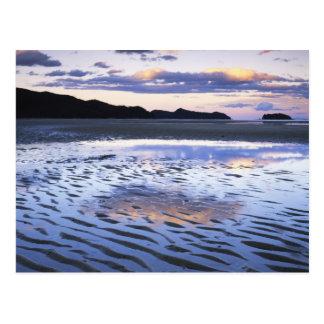 Nueva Zelanda parque nacional de Abel Tasman cos Postales