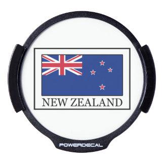 Nueva Zelanda Pegatina LED Para Ventana