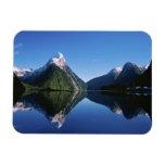 Nueva Zelanda, pico del inglete, Milford Sound, Iman Rectangular