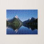Nueva Zelanda, pico del inglete, Milford Sound, Puzzle