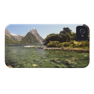 Nueva Zelanda, pico del inglete, y el entrar del r iPhone 4 Protector