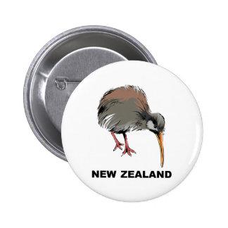 Nueva Zelanda Pins