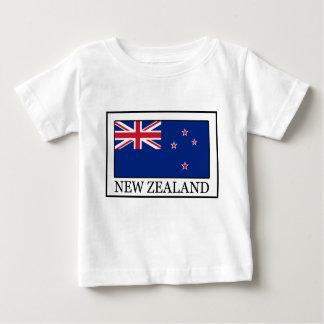 Nueva Zelanda Playera Para Bebé