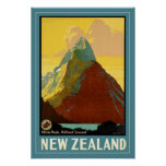Nueva Zelanda Poster