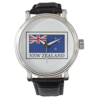 Nueva Zelanda Reloj