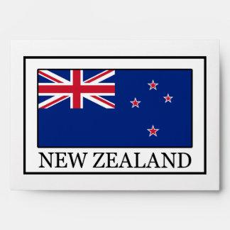 Nueva Zelanda Sobres