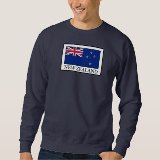 Nueva Zelanda Sudadera Con Capucha