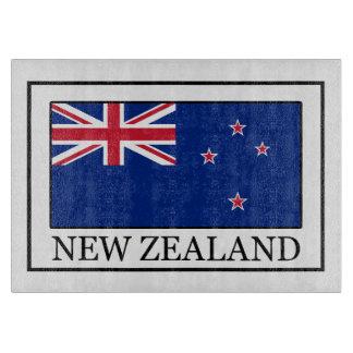 Nueva Zelanda Tabla De Cortar