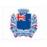 Nueva Zelanda Tarjeta Postal