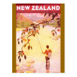 Nueva Zelanda Tarjetas Postales