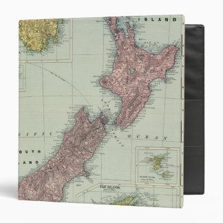 Nueva Zelanda, Tasmania, Fiji