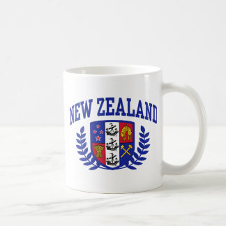 Nueva Zelanda Taza