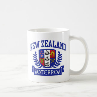 Nueva Zelanda Taza Clásica