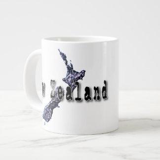 Nueva Zelanda Taza Grande