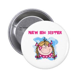 Nuevas camisetas rubias y regalos de la hermana gr pins
