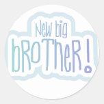 Nuevas camisetas y regalos de hermano mayor etiqueta