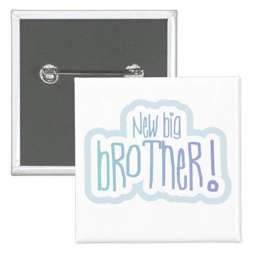 Nuevas camisetas y regalos de hermano mayor pin